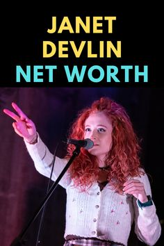 Janet Devlin is an Irish songwriter. Find out the net worth of Janet Devlin.