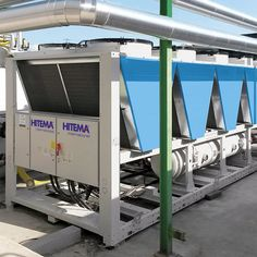 hitema chiller Rental Solutions, Chill, Aqua, The Unit, Water