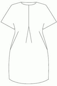 tulip dress pattern