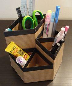 cardboard desk organizer Best of Office Weekend Roundup 97