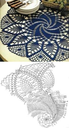doily Tablecloth Fabulous Crochet centerpiece The doily crochet pattern … Filet Crochet, Crochet Doily Diagram, Crochet Mandala Pattern, Crochet Chart, Thread Crochet, Crochet Stitches, Crochet Patterns, Crochet Dollies, Crochet Flowers