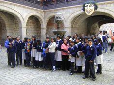 City Tours Gesta Libertaria Potosí. Casa de Moneda