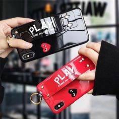 52c3c35865b8 CDG Play Comme des Garcons Case for iPhone