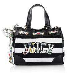 Fashionette loves to travel with Juicy Couture Floral Oasis Mini Daydreamer Bag www.fashionette.de