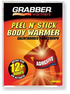 Grabber Peel N' Stick Body Warmer - REI.com