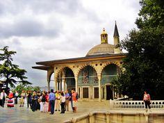 Topkapı Sarayı Sofayı Hümayun ve Bağdat Köşkü