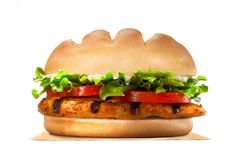 Burger King: TENDERGRILL Chicken Sandwich from 9 Fast-Food Meals That Are…