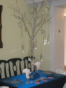 Elegant Branch Centerpiece Tree Branch Centerpieces, Event Decor, Tree Branches, Wedding Events, Elegant, Home Decor, Classy, Homemade Home Decor, Decoration Home