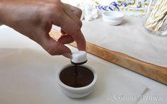 Söta studentmössor som drinkpinnar - Johanna Toftby 2 Ingredient Recipes, 2 Ingredients, Marshmallows, Chocolate Fondue, Cooking, Desserts, Food, Tips, Backen