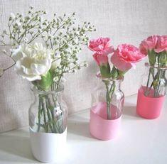 DIY-vase-mit acrylfarbe