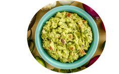 Guacamole. 3 Healthy Dip Recipes – Kayla Itsines