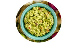 Guacamole. 3 Healthy Dip Recipes – Kayla Itsines