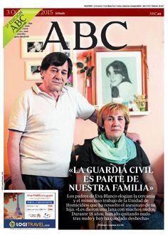 La portada de ABC del sábado 3 de octubre