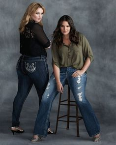 Torrid Premium Jeans... Need. Now.
