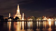 Bangkok - one of my favorite place to visit in SE Asia.