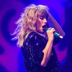 Taylor Swift live performing @Z100 Jingle Ball in NYC 8/12/2017 #taylorswift #photography #newyork #jingleball