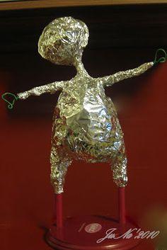"""MK """"Кукла из паперклея"""" (Paperclay). Обсуждение на LiveInternet - Российский Сервис Онлайн-Дневников"""
