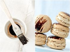 coffee chicory macaroons , now there's a novel way to enhance your Fire energy