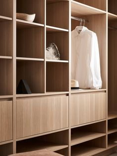 Walk in Wardrobe | Clovelly House by Tom Mark Henry | est living