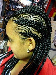 Ethiopian Hair
