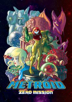 Zero Mission by Juny.deviantart.com on @deviantART