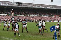 https://flic.kr/p/55PFiB | Leicester V London Irish - Line out