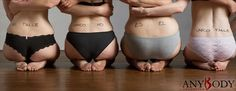 """""""One size fits all"""" is not the only size. Campaña fotografica para Anybody Argentina. One Size Fits All, Bikinis, Swimwear, Jeans, Tattoos, Fitness, Bodies, Fashion, Gifs"""