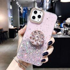 Iphone 7, Coque Iphone, Iphone 11 Pro Case, Iphone Phone Cases, Apple Iphone, Girly Phone Cases, Pretty Iphone Cases, Glitter Phone Cases, Coque Smartphone