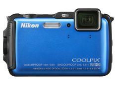 Nikon ra máy ảnh du lịch siêu bền thế hệ mới | Cafesohoa.vn - Tin tức Công nghệ & Khoa học