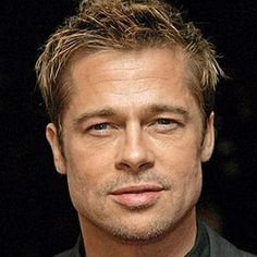 """Brad Pitt...I know almost every woman has a crush on him, but he really is a beautiful man lol He is a great actor instead of just a handsome man and I love watching his movies..I heard there is oscar buzz for him and the movie he just came out in """"MoneyBall"""""""