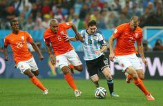 Holanda - Argentina: Argentina, en la final 24 años después | Fotogalería | Mundial Brasil 2014 | EL PAÍS