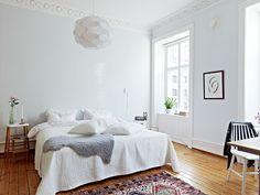 Опять квартира в Швеции