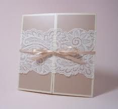would like the gatefold card with a lilac pearl card and a deep purple ribbon