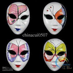 pretty full face masks designs google search masks