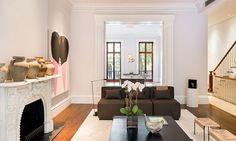Love this Sarah Jessica Parker New York townhouse on ca.hellomagazine.com @hellocanada
