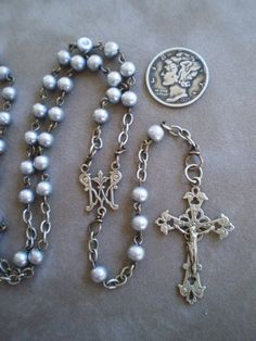 Collecting Antique Rosaries