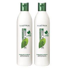 Buy Matrix Biolage Cooling Mint Shampoo + Conditioner Online at ...