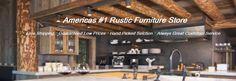 The Rustic Furniture Store
