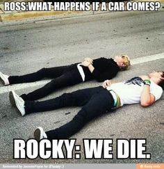 Hahahahaha I love R5!! Repin and/or comment and/or like if unlove them as much as me