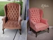 reupholstering before and after - Google Search