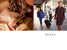 Wilhelmina Models: Sven de Vries is one of the faces for Gucci's Fall/Winter 2015 campaign. Credits: Photography by Glen Luchford, Styling by Joe McKenna, and Makeup by Yadim. - See more at: wilhelminanews.com