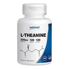 L-Theanine is a unique amino acid found almost exclusively in green tea...