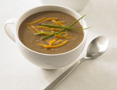 Native American Toasted-Pecan Soup Recipe | Vegetarian Times Pecans contain more than 19 vitamins and minerals and promote heart health because of their high amounts of fiber, vitamin E, and essential fatty acids. Spice this soup up with extra chili powder or ground dried chiles, a traditional remedy for clearing the sinuses and easing congestion and cold symptoms.