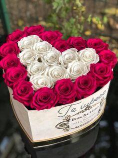 Flower Boxes, Flowers, Flower Baskets, Beautiful Roses, Wedding Designs, Flower Arrangements, Card Stock, Raspberry, Valentines Day