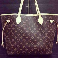 LV Neverfull Louis Vuitton Handbags #lv bags#louis vuitton#bags
