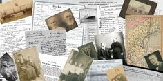 This Ancestry Research Technique Reveals Hidden Original Records: Collage of Records