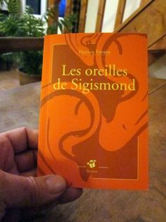 Les oreilles de Sigismond - Patrice Favaro -  Thierry magnier - 5€10