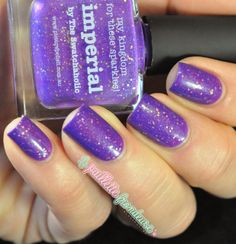 Swatch // Picture polish Imperial