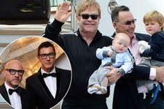 El activista gay Elton John arremete contra Dolce y Gabbana por ser profamilia: ellos no se arredran - ReL