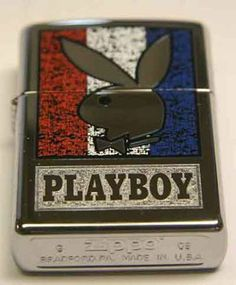 Zippo Custom Lighter - Playboy Bunny Double Lustre RARE by Zippo. $44.60. Lighter Finish - High Polish Chrome. Suggested Retail Price - $44.95. Lifetime Warranty. You are buying a BRAND NEW/NEVER USED CUSTOM Zippo Lighter. This lighter is very hard to find and not available in the regular Zippo Line. Lighter Finish - High Polish Chrome. The Double Lustre process gives the PLAYBOY a 3D effect making the word PLAYBOY bold and stunning. The suggested retail for this lig...